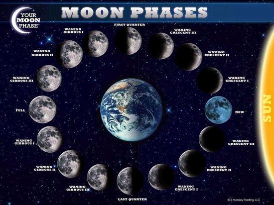 Cách tính cung mặt trăng của 12 cung hoàng đạo ảnh 2